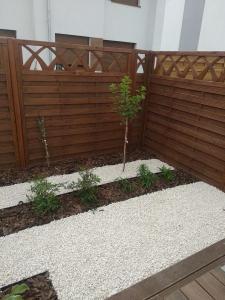 mały ogród przydomowy w rabowicach 2