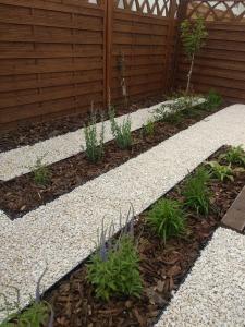 mały ogród przydomowy w rabowicach 7