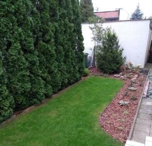 mały ogród przydomowy w swarzędzu 2