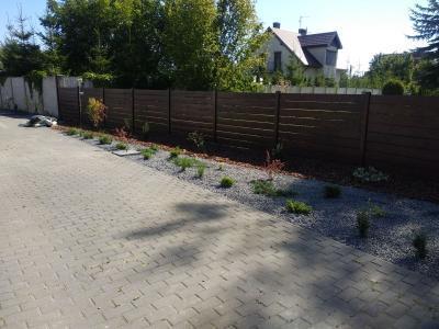 ogród przydomowy w gruszczynie 2