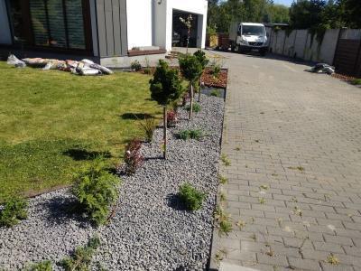 ogród przydomowy w gruszczynie 3